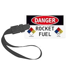 Rocket Fuel Luggage Tag