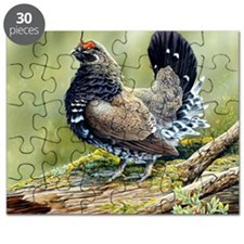 Spruce Grouse Puzzle