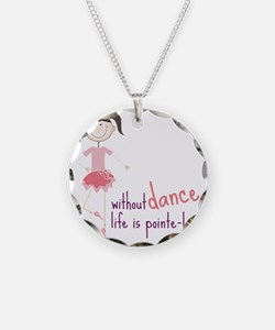 Without Dance Necklace