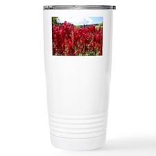 Field of Snapdragons Travel Mug