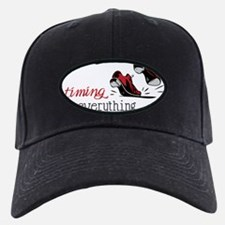 Timing Is Everything Baseball Hat