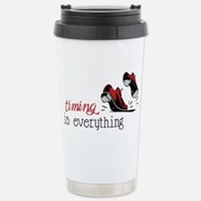 Timing Is Everything Travel Mug