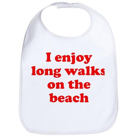 Long walks Bib