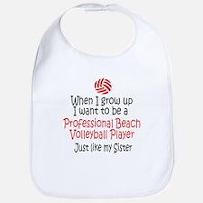 WIGU Pro Beach Volleyball Sister Bib