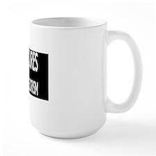 atheismcuresbutton Mug