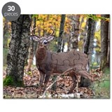 Whitetail deer Puzzles
