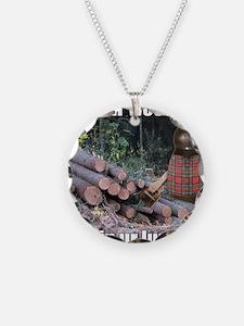 Lumber Jackin Necklace