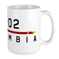 NX-02 Columbia Dark Mug