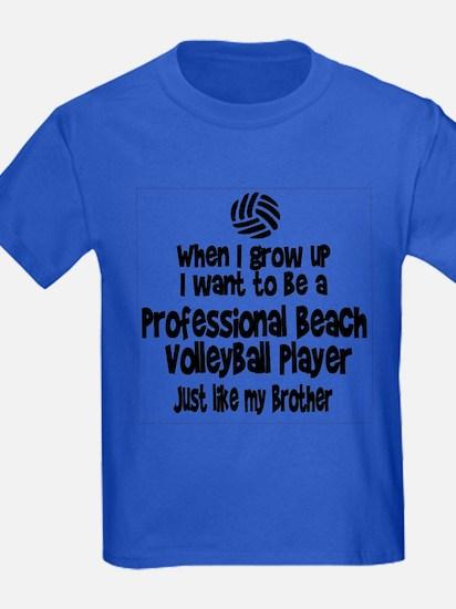 WIGU Pro Beach Volleyball Brother T