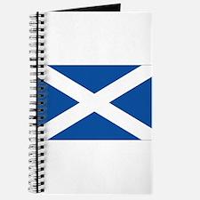 Scotish flag Journal