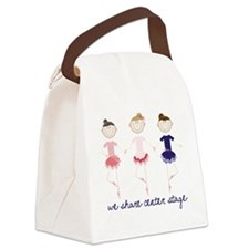 Center Stage Canvas Lunch Bag
