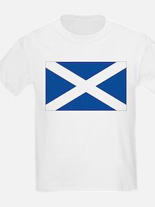 Scotish flag T-Shirt