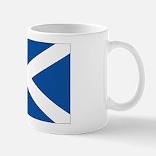 Scotish flag Mug