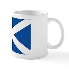 Scotish flag Small Mug