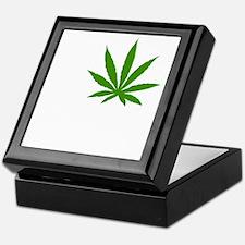 I Love Cannabis New York Keepsake Box
