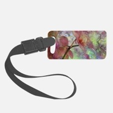 Hidden Orchid Luggage Tag