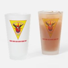 Marine Corps Air Station Cherry Poi Drinking Glass