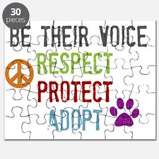 Respect Protect Adopt Puzzle