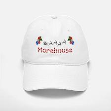 Morehouse, Christmas Baseball Baseball Cap
