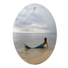 StaySea Mermaid SSH1 Oval Ornament