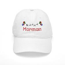 Morman, Christmas Baseball Cap