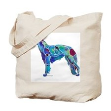 Emily Borzoi Products Tote Bag