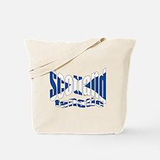 Scotish fan flag Tote Bag