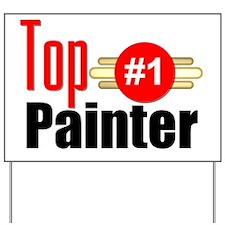 Top Painter   Yard Sign