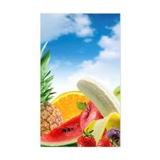 Assorted fresh fruit Decal