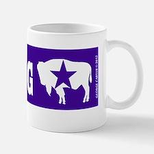 Secession Strong Bumper Sticker Mug