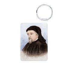 Geoffrey Chaucer, English  Keychains