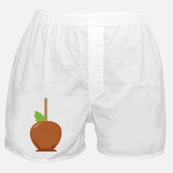 Caramel Candy Apple Boxer Shorts
