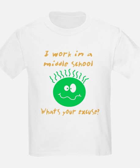 work in middle school T-Shirt