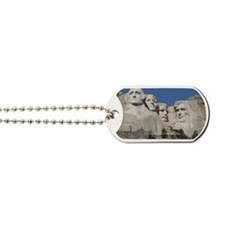 Mt Rushmore Dog Tags