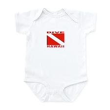 Dive Hawaii Infant Bodysuit