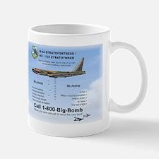 B-52 Stratofortress 1-800-Big-Bomb Mug
