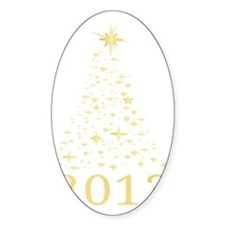 Happy new year 2013 Decal