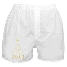 Happy new year 2013 Boxer Shorts