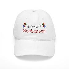 Mortensen, Christmas Baseball Cap