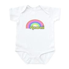 Hawaii Rainbow Infant Bodysuit