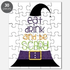 Be Scary Puzzle