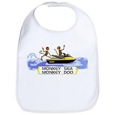 MonkeySea MonkeyDoo Bib
