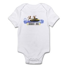 MonkeySea MonkeyDoo Infant Bodysuit