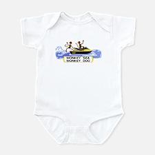 MonkeySea MonkeyDoo Infant Bodysuit