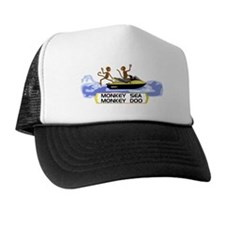 MonkeySea MonkeyDoo Trucker Hat