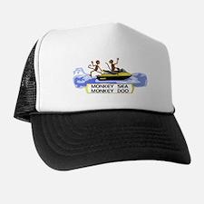 MonkeySea MonkeyDoo Trucker Hat