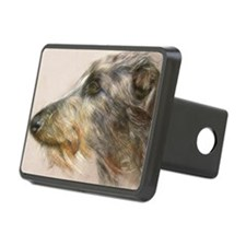 Scottish Deerhound Pastel Hitch Cover