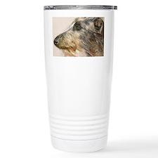 Scottish Deerhound Past Travel Mug