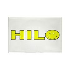 Hilo, Hawaii Rectangle Magnet