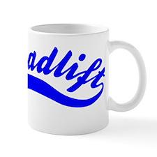 Team Deadlift Blue Mug